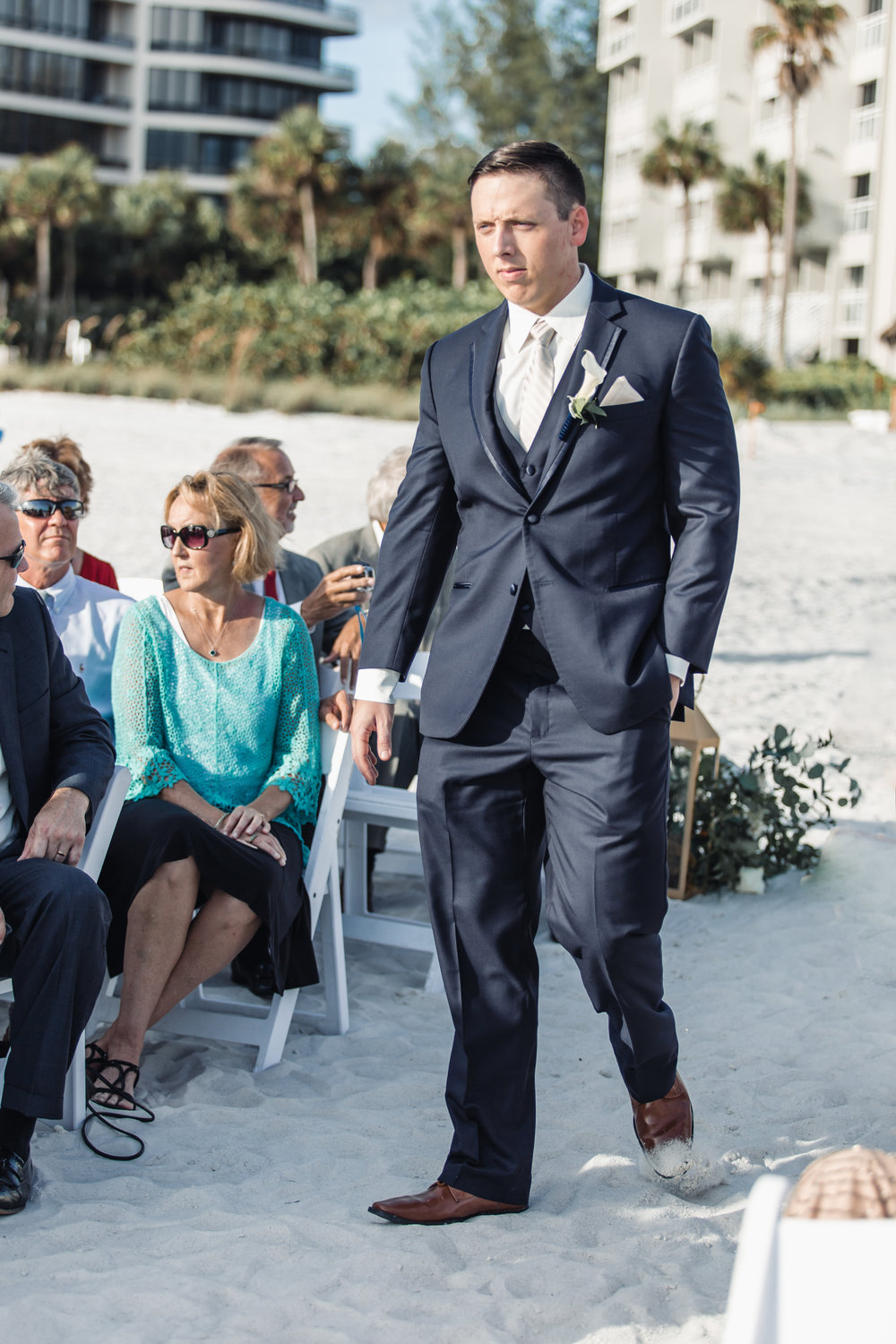 5. Ceremony - Brett + Bobby Longboat Key Beach Wedding 37.jpg