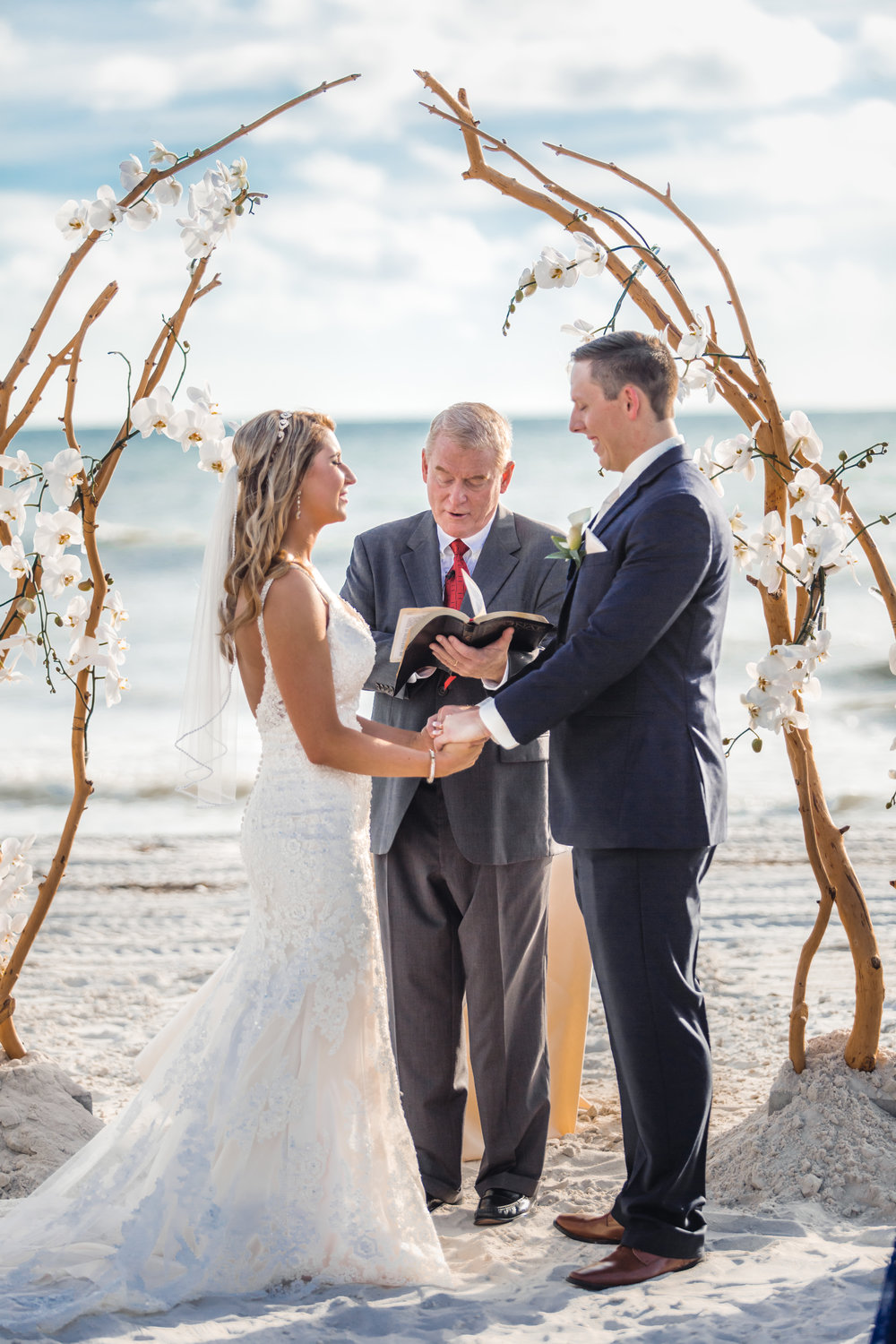 5. Ceremony - Brett + Bobby Longboat Key Beach Wedding 138.jpg