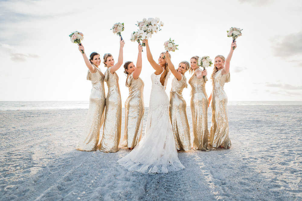 4. Bridal Party - Brett + Bobby Longboat Key Beach Wedding 94.jpg