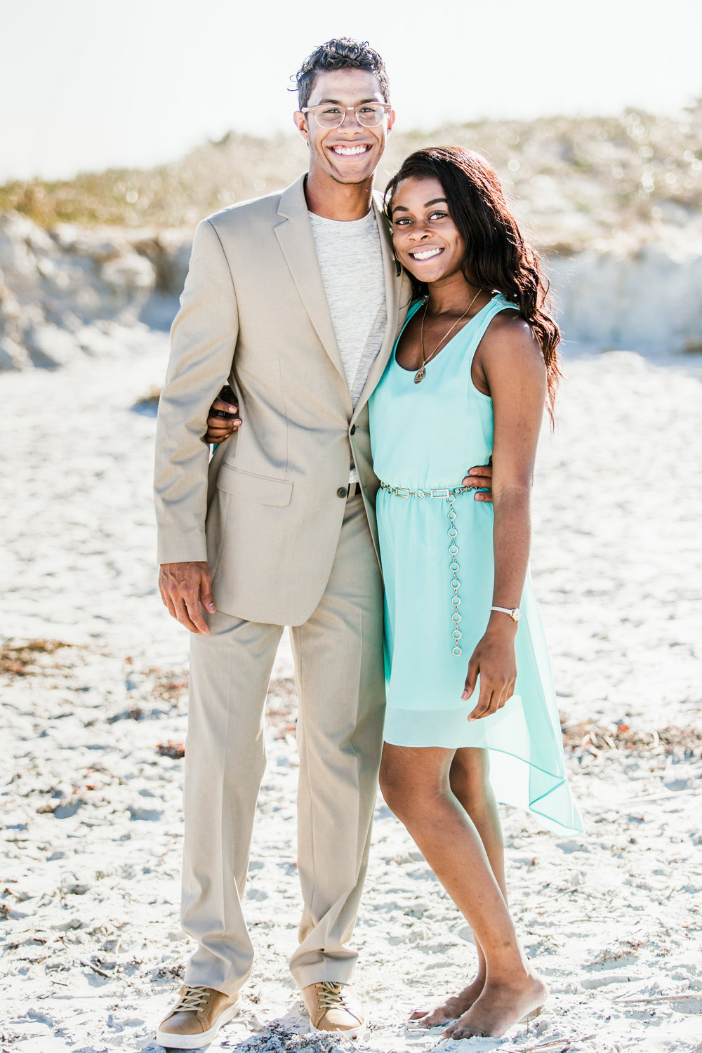 Violets & Seastars- November Ponce Inlet Wedding - Suzette & Dwight 26.jpg