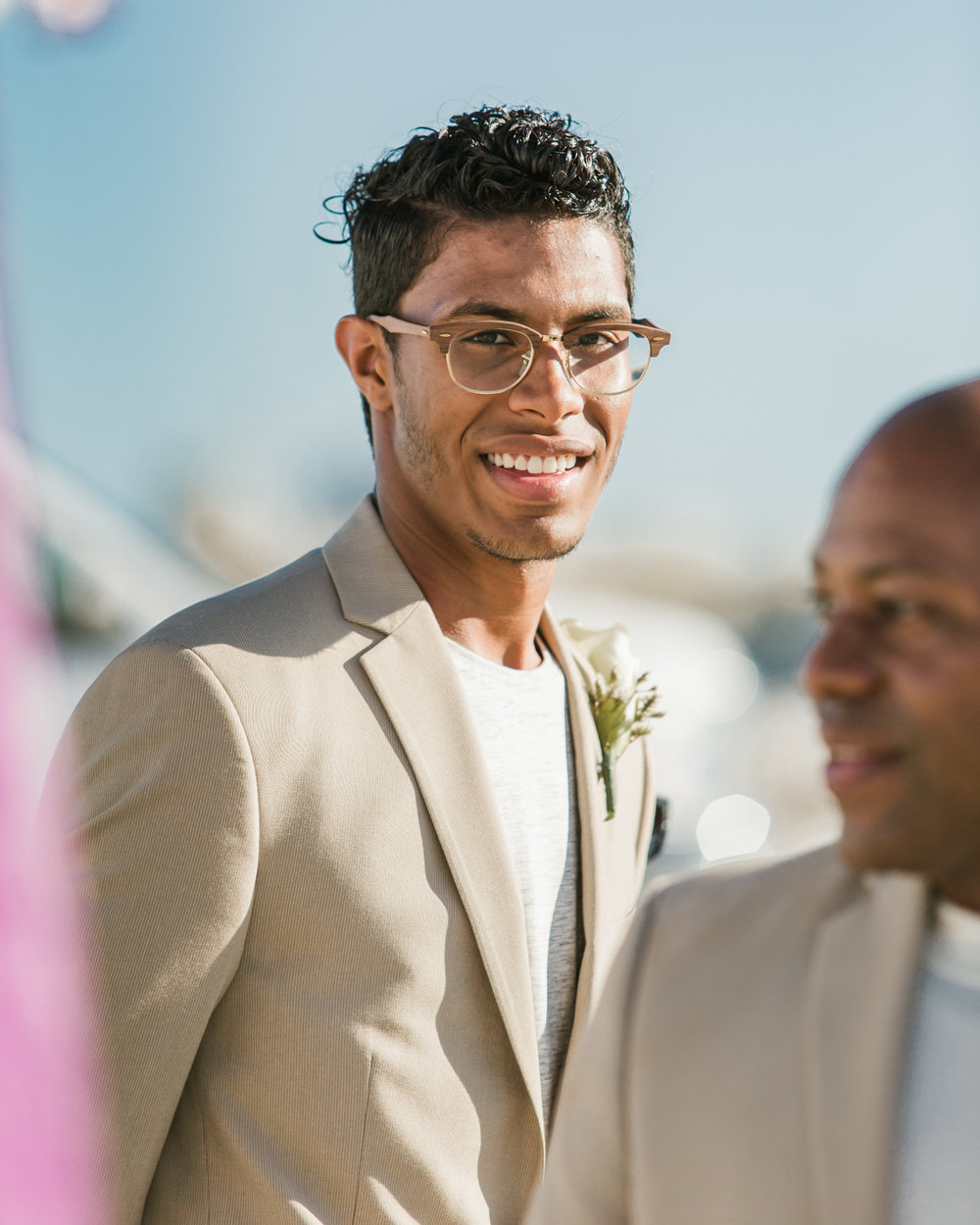 Violets & Seastars- November Ponce Inlet Wedding - Suzette & Dwight 50.jpg