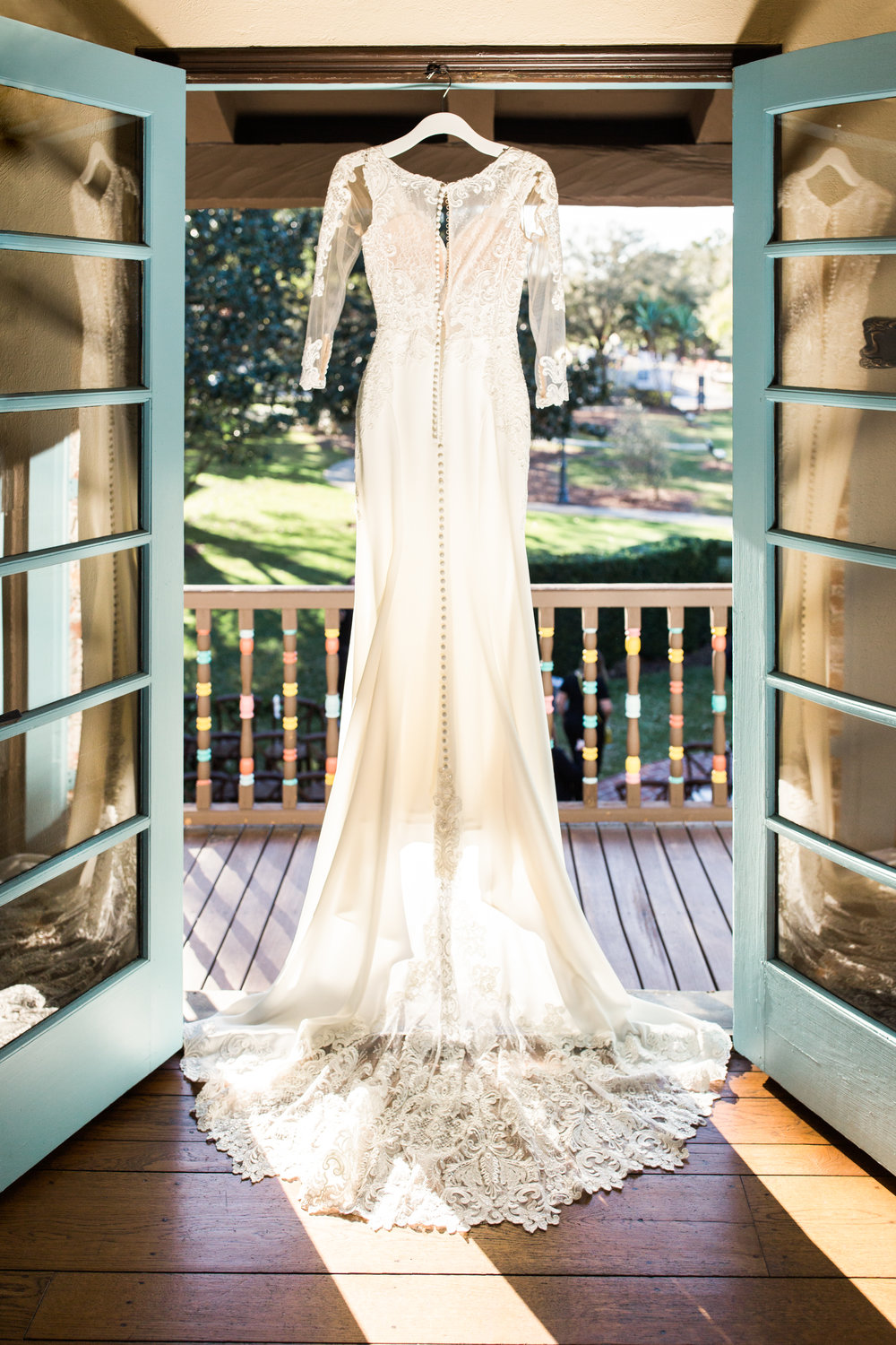 Casa di Bella Windermere Bridal Boutique Lace Gown