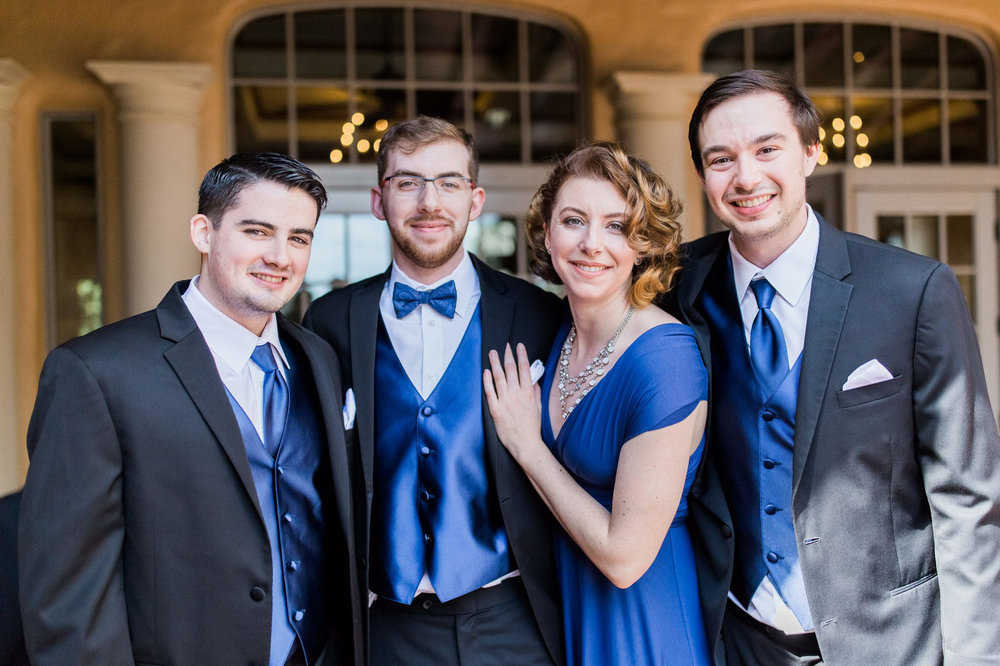 Rollins Chapel + Orlando Science Center Gay LGBT Dinosaur Themed Wedding Adam + Craig 6.jpg