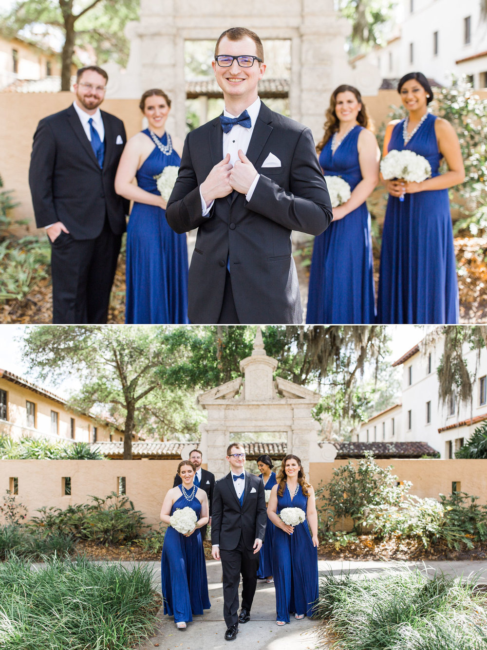 Rollins Chapel + Orlando Science Center Gay LGBT Dinosaur Themed Wedding Adam + Craig 12.jpg