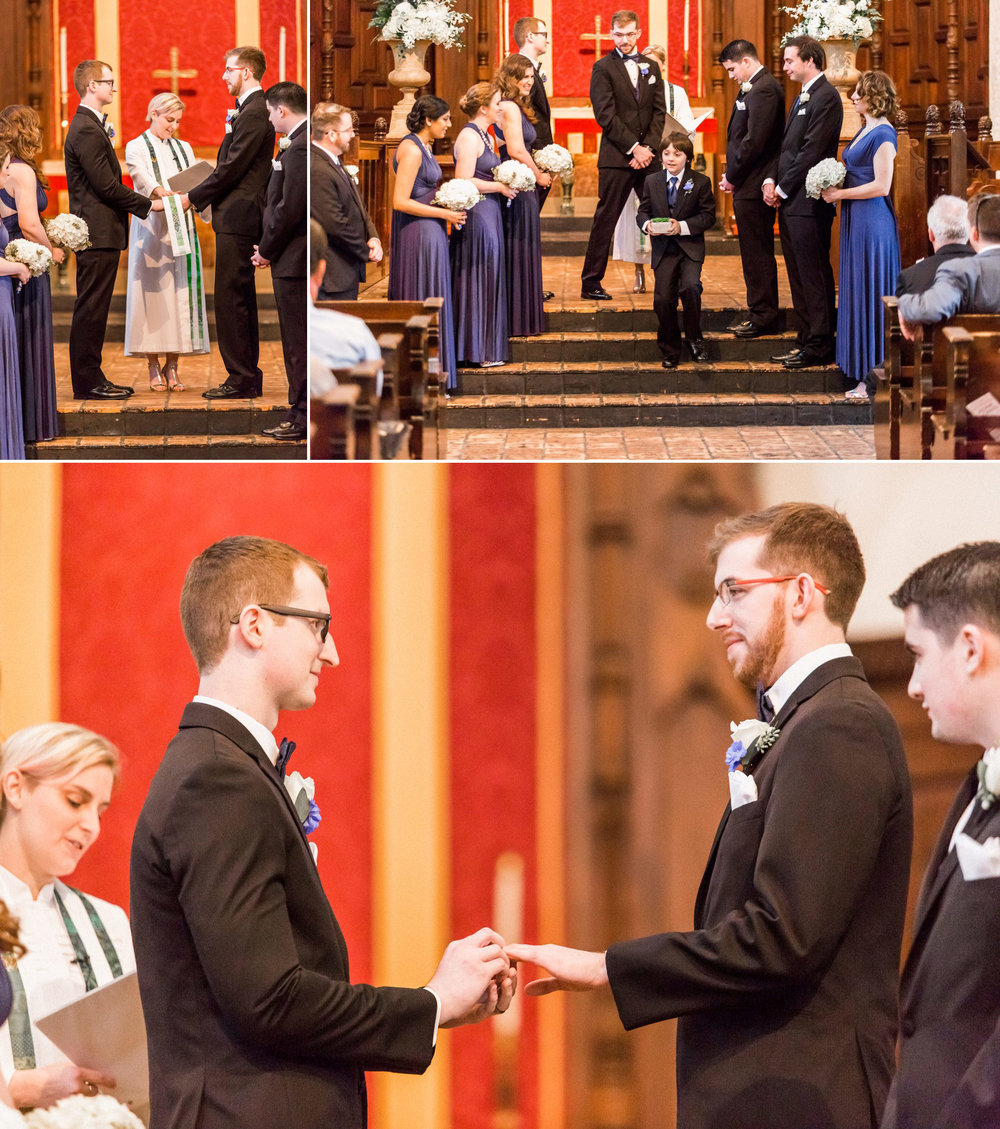 Rollins Chapel + Orlando Science Center Gay LGBT Dinosaur Themed Wedding Adam + Craig 23.jpg