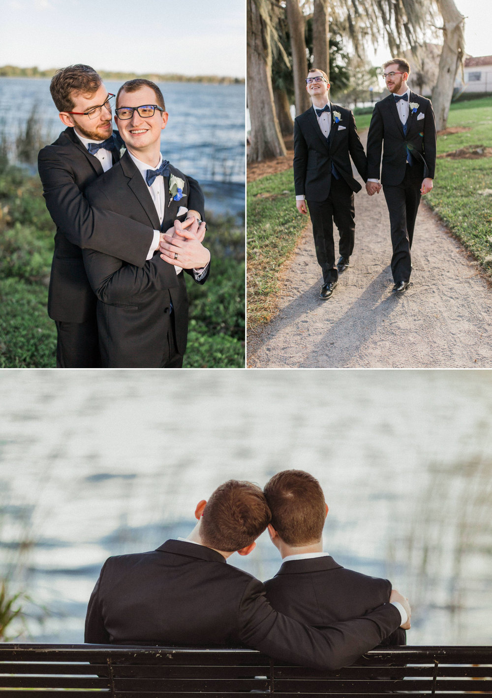 Rollins Chapel + Orlando Science Center Gay LGBT Dinosaur Themed Wedding Adam + Craig 34.jpg