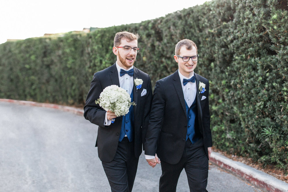 Rollins Chapel + Orlando Science Center Gay LGBT Dinosaur Themed Wedding Adam + Craig 38.jpg