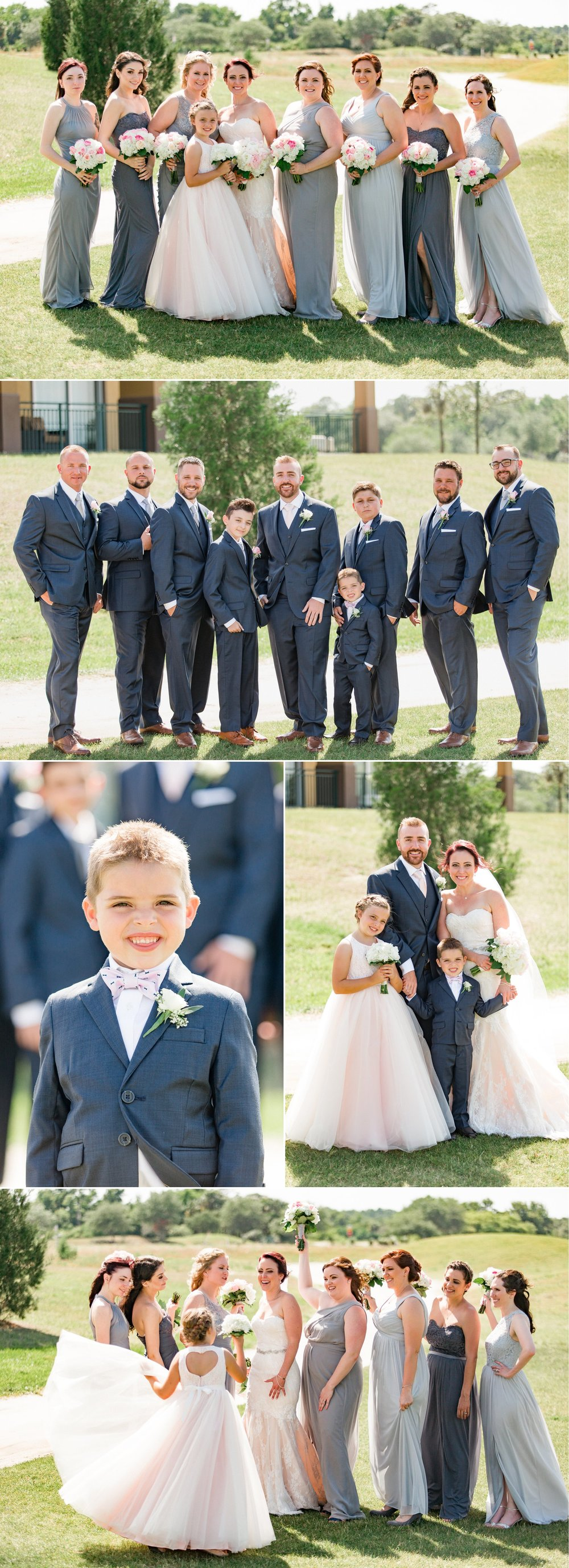 Romantic Pink Spring Wedding - Katie + Joe by Orlando Wedding Photographer Shaina DeCiryan 28.jpg