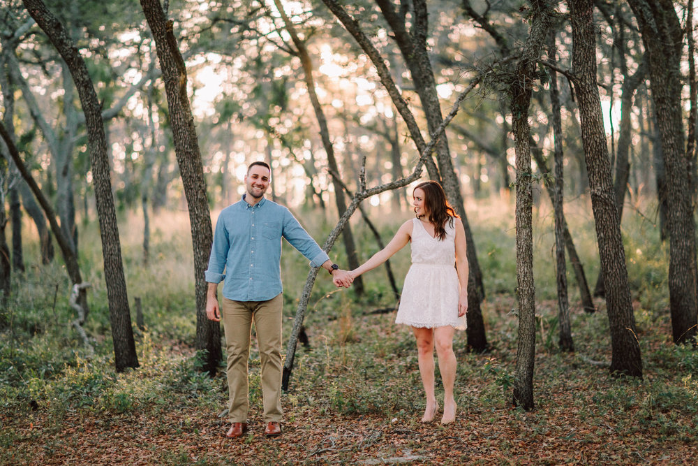 Orlando Engagement session at Wekiva Springs State Park nature-Anthony + Christine 24.jpg