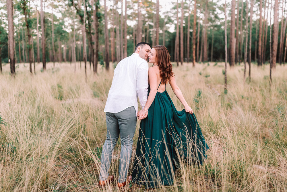 Orlando Engagement session at Wekiva Springs State Park nature-Anthony + Christine 44.jpg