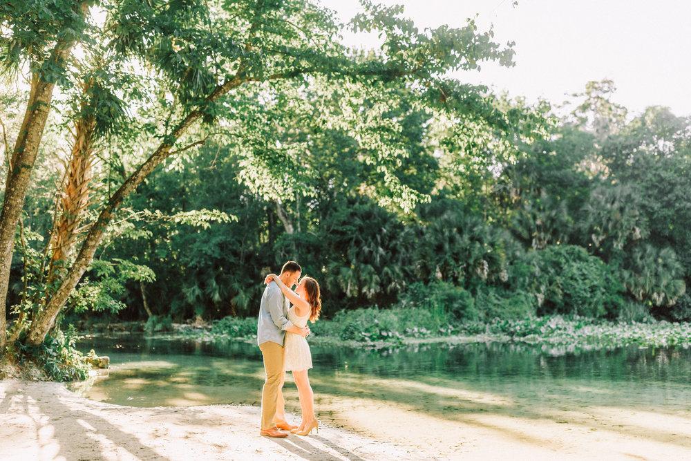 Florida State Park Springs - Wekiwa Springs State Park, Florida