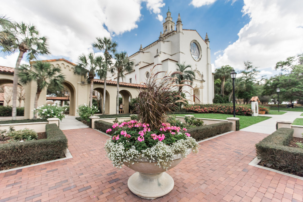 Rollins College Campus - Winter Park, Florida