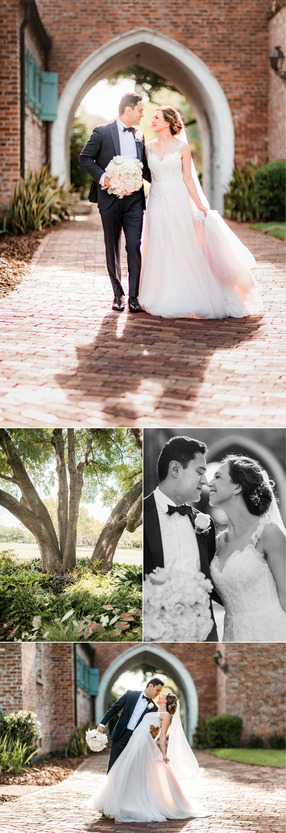 Boho Chic Blush Gold Wedding at Casa Feliz Winter Park -Andres + Elya 172.jpg