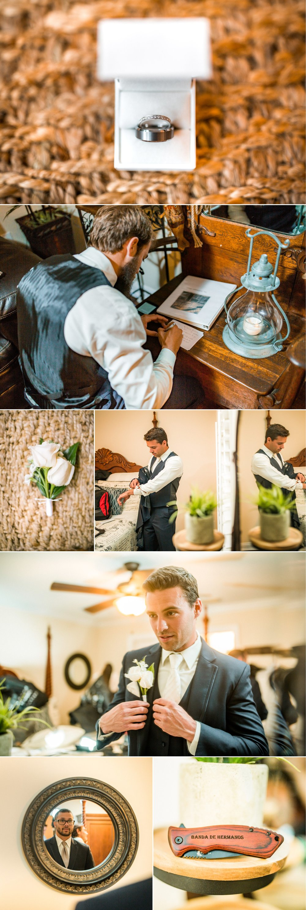Boho Chic Orlando Wedding Photography Delameter House - Angela + Max 7.jpg