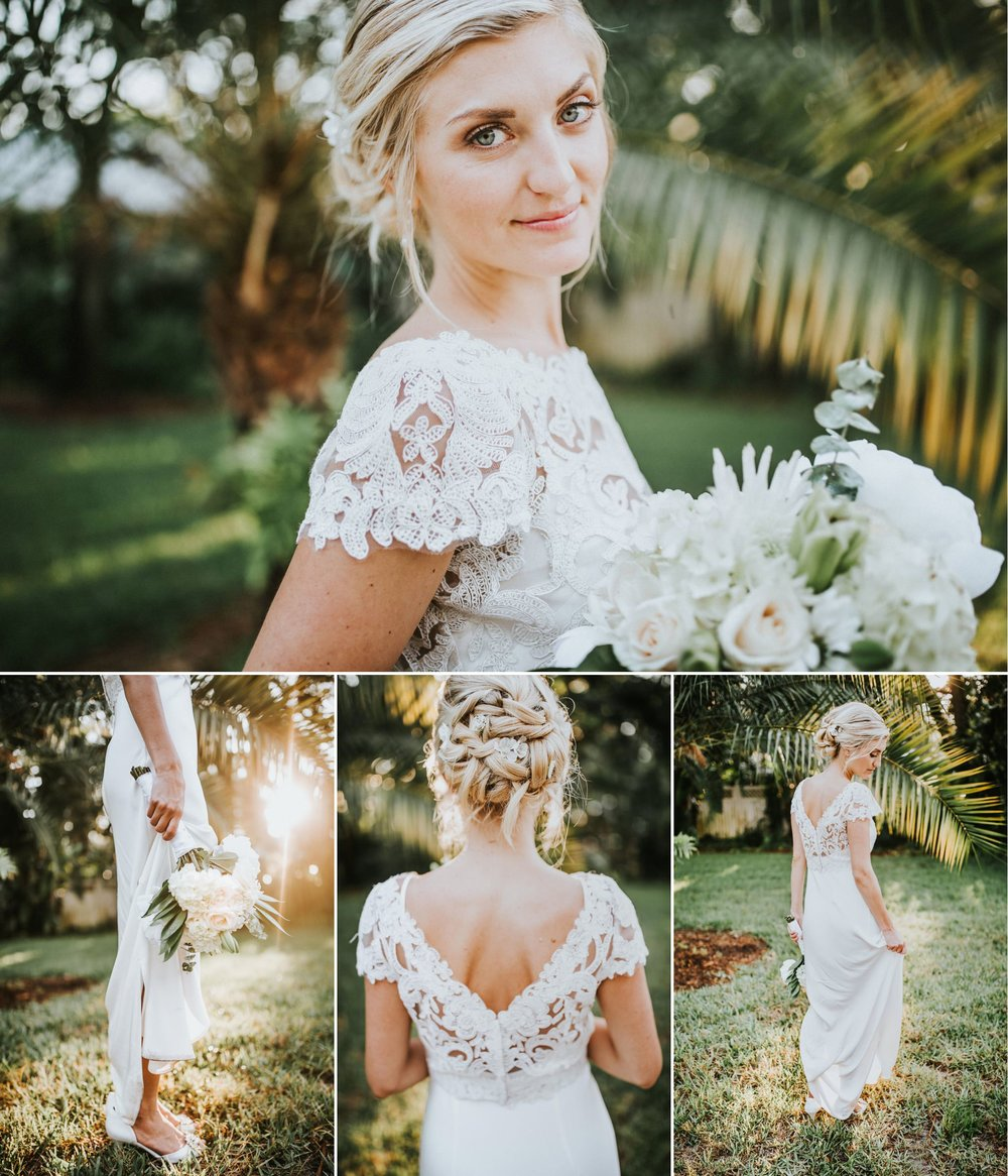 Boho Chic Orlando Wedding Photography Delameter House - Angela + Max 16.jpg