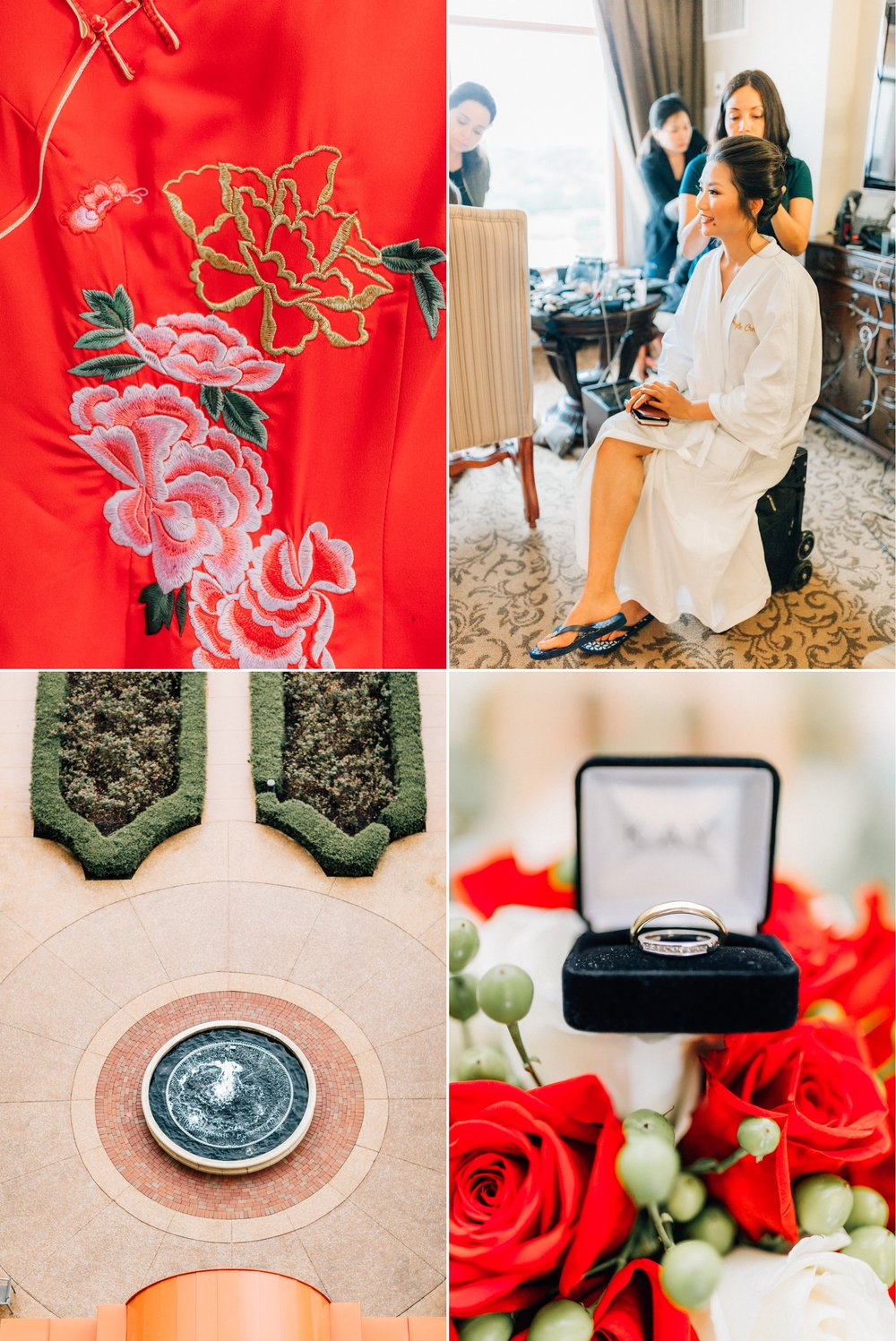 Lakehouse Lake Nona Wedding- Modern Colorful Red Multicultural- Susan + Manolo 2.jpg