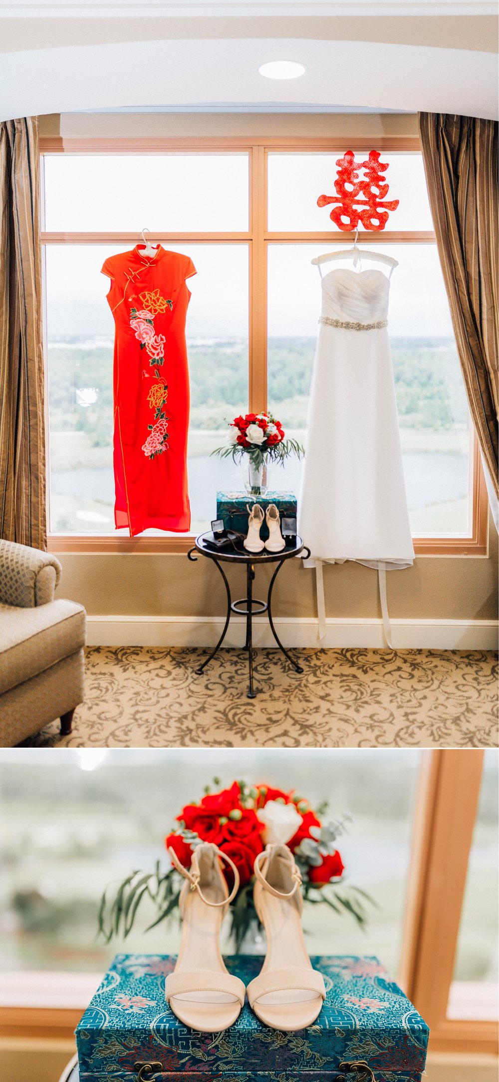 Lakehouse Lake Nona Wedding- Modern Colorful Red Multicultural- Susan + Manolo 3.jpg
