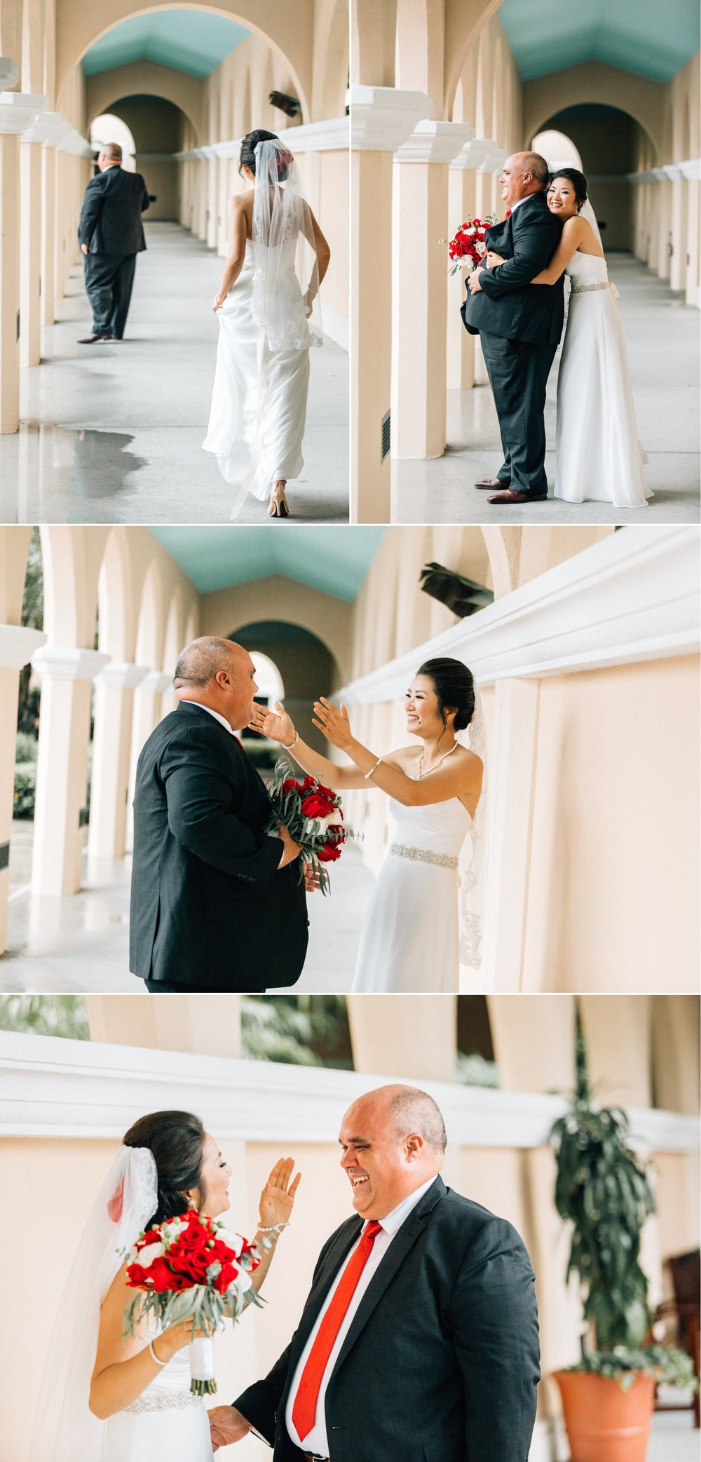 Lakehouse Lake Nona Wedding- Modern Colorful Red Multicultural- Susan + Manolo 13.jpg