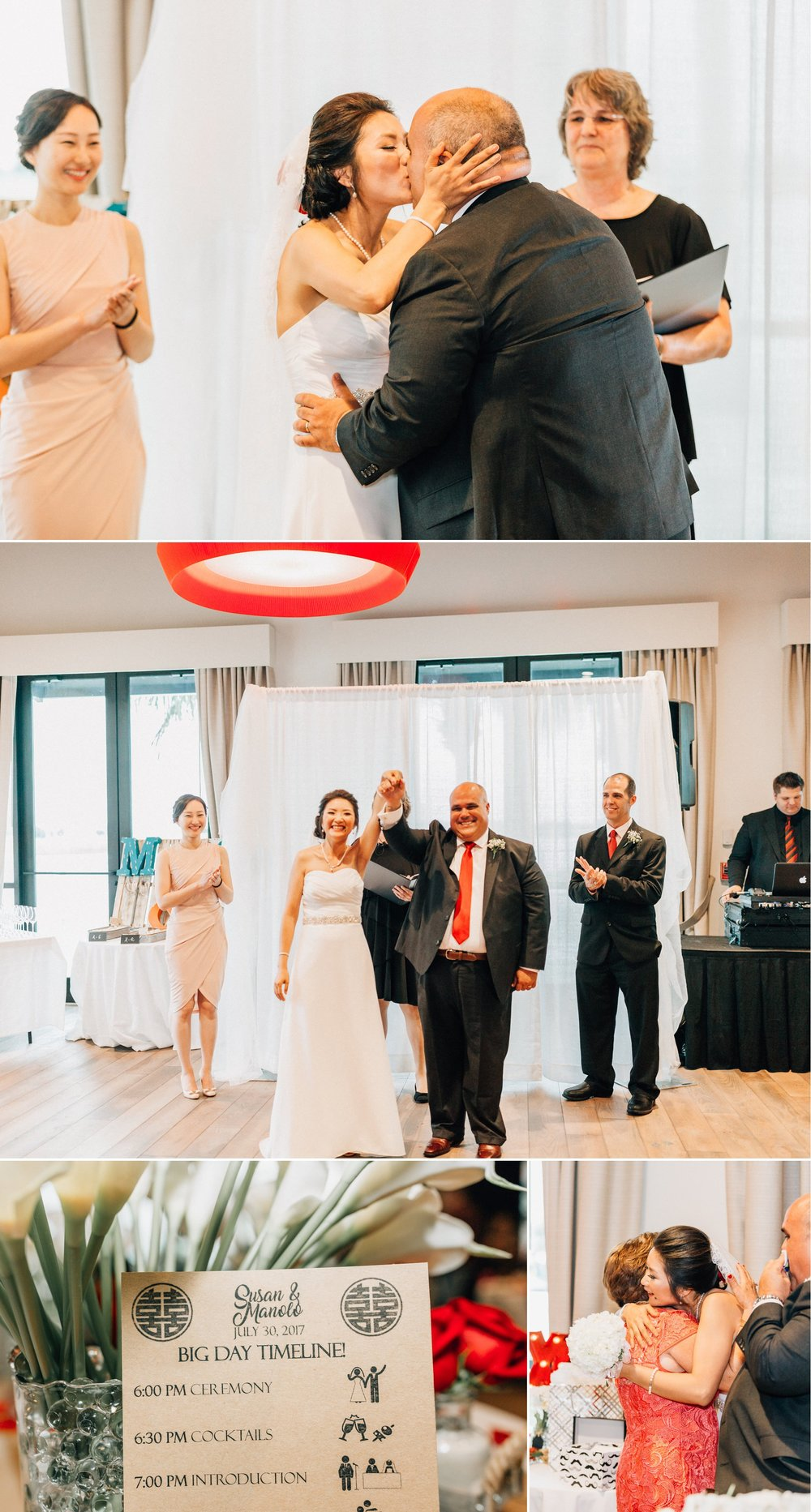 Lakehouse Lake Nona Wedding- Modern Colorful Red Multicultural- Susan + Manolo 26.jpg