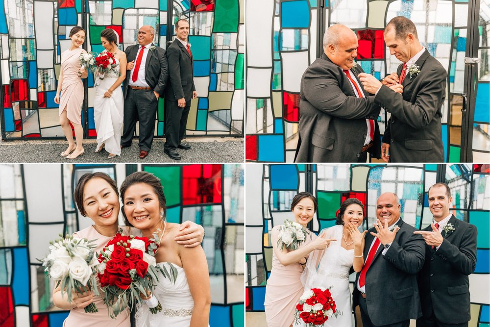 Lakehouse Lake Nona Wedding- Modern Colorful Red Multicultural- Susan + Manolo 33.jpg