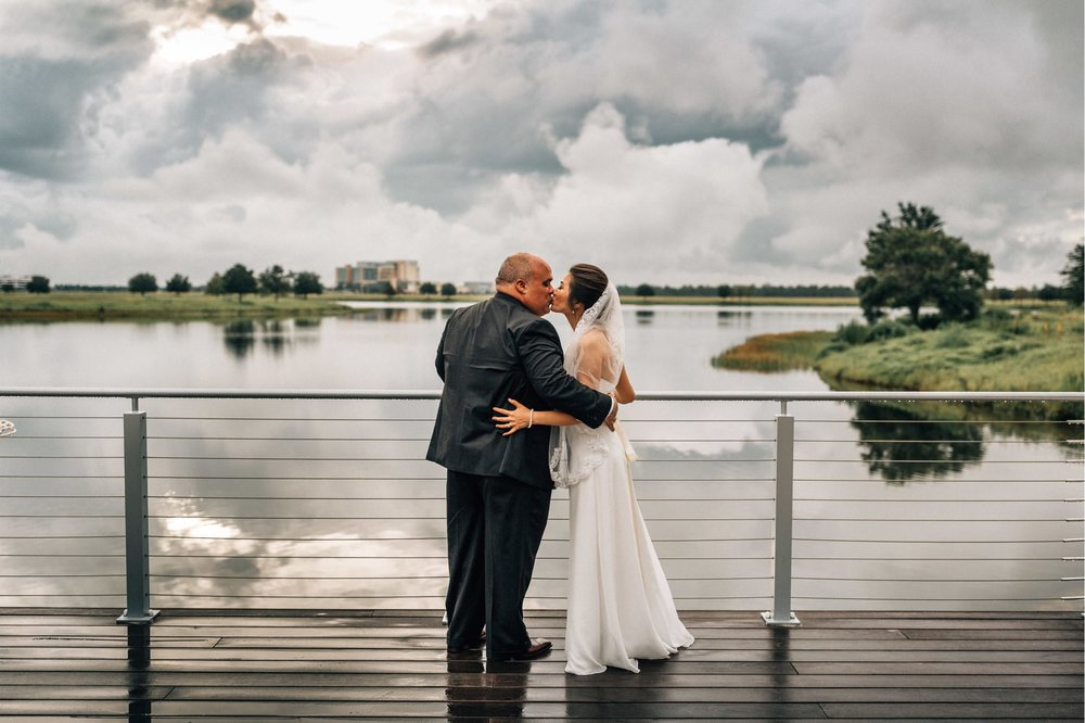 Lakehouse Lake Nona Wedding- Modern Colorful Red Multicultural- Susan + Manolo 34.jpg