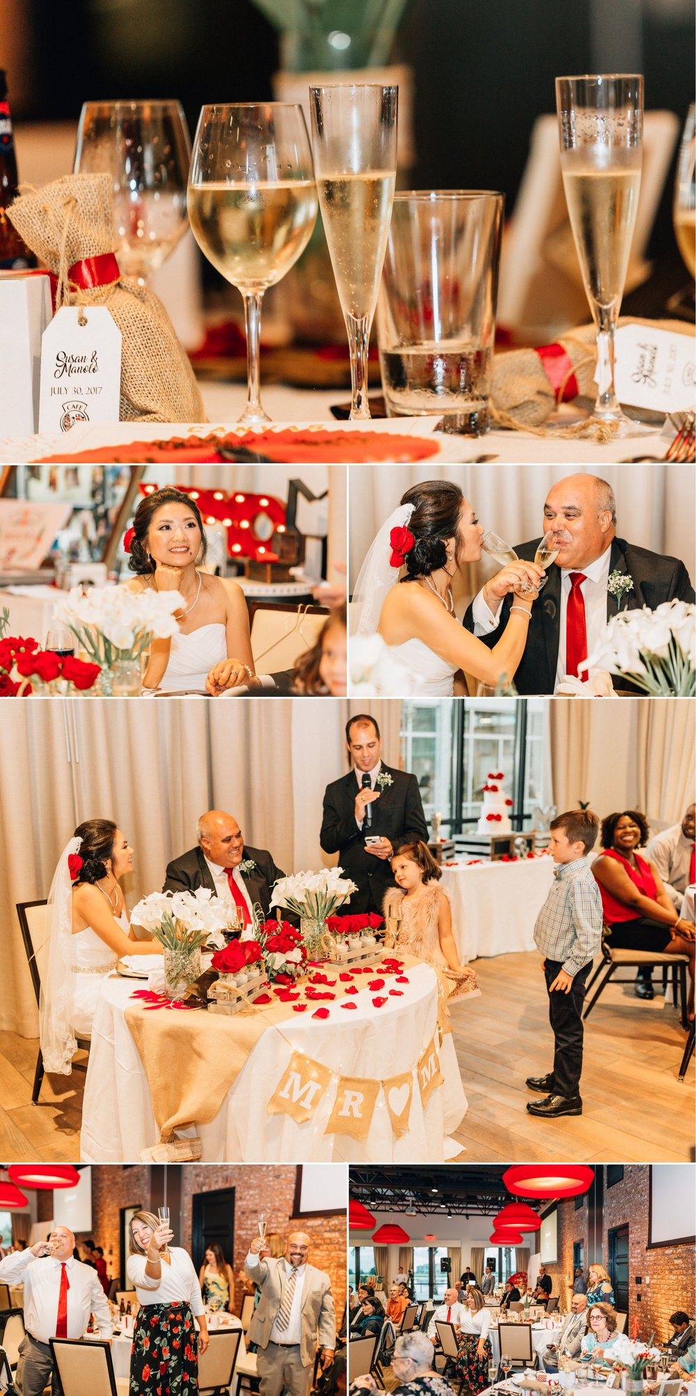 Lakehouse Lake Nona Wedding- Modern Colorful Red Multicultural- Susan + Manolo 39.jpg
