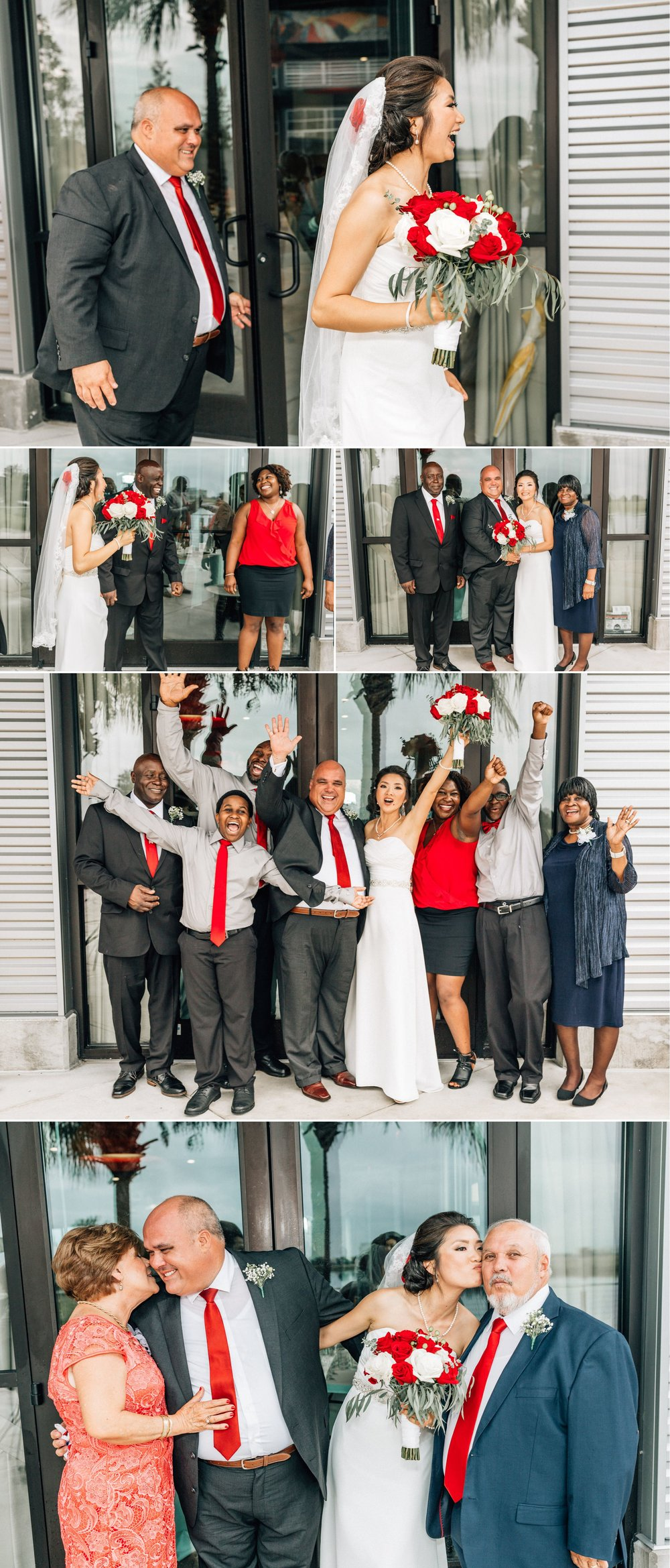 Lakehouse Lake Nona Wedding- Modern Colorful Red Multicultural- Susan + Manolo 43.jpg
