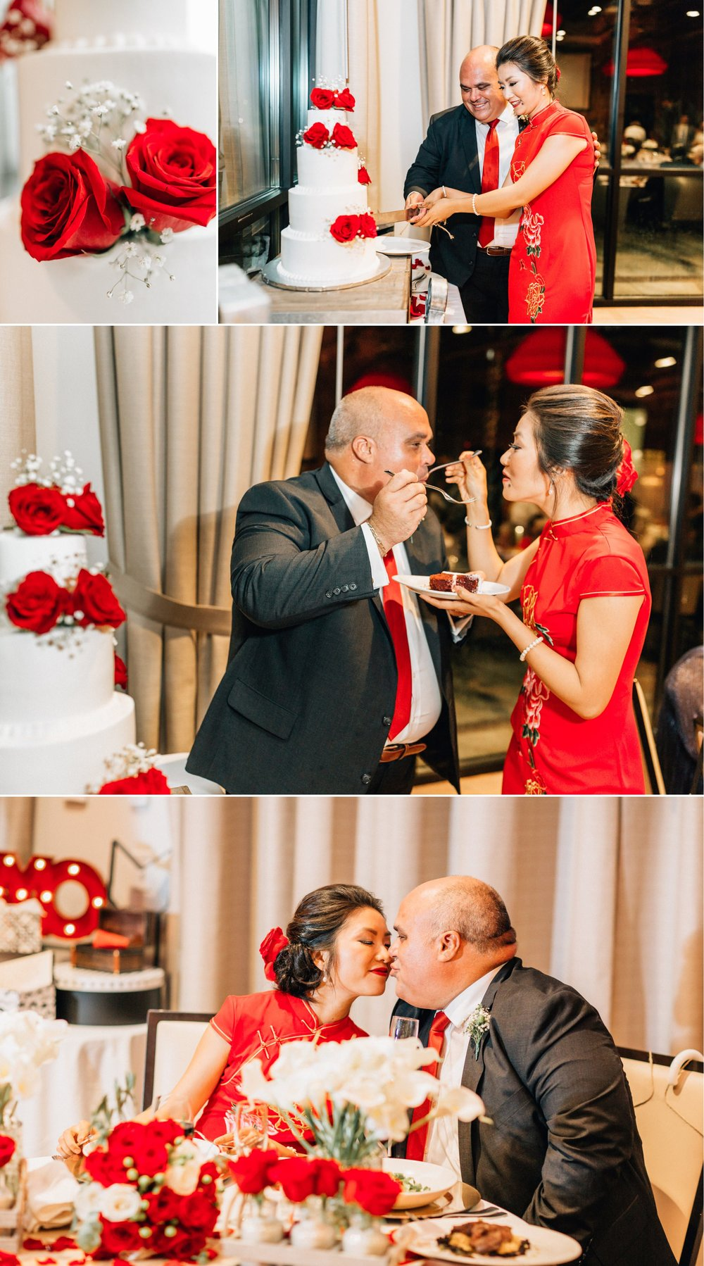 Lakehouse Lake Nona Wedding- Modern Colorful Red Multicultural- Susan + Manolo 45.jpg