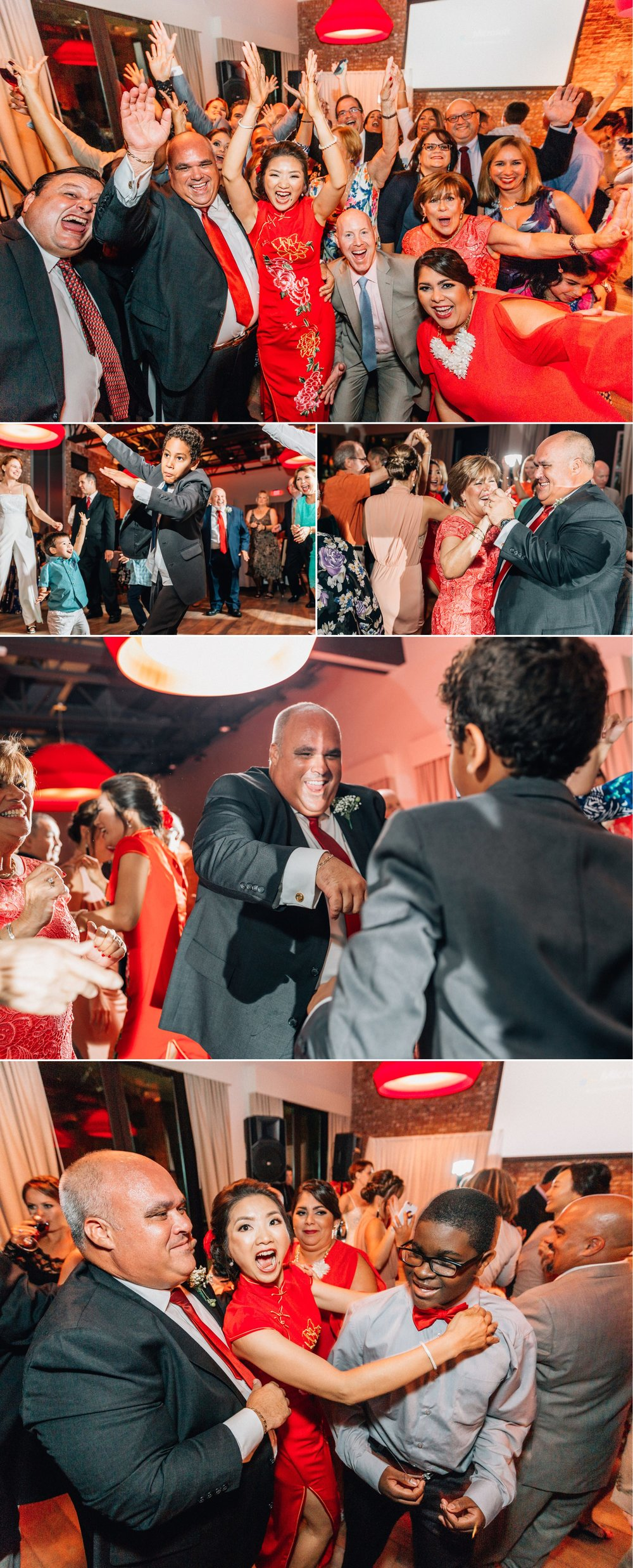 Lakehouse Lake Nona Wedding- Modern Colorful Red Multicultural- Susan + Manolo 46.jpg