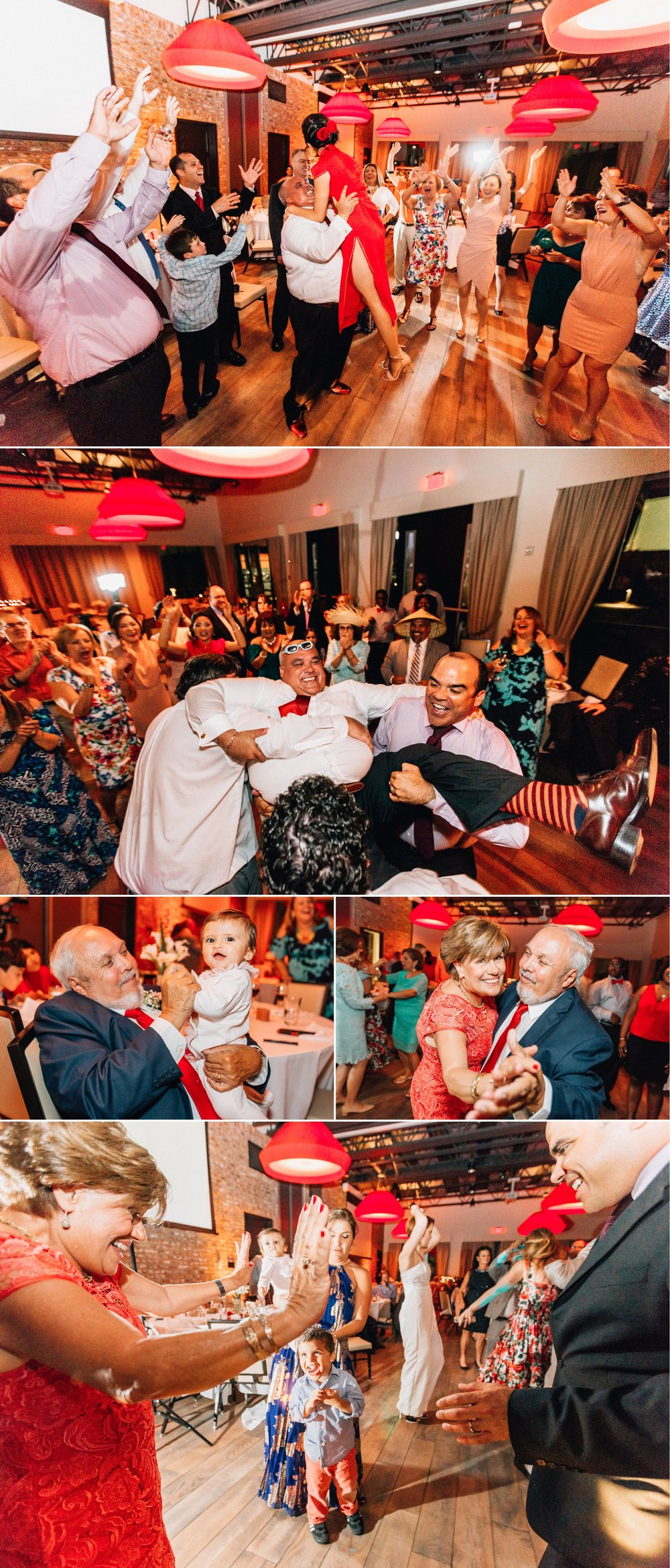 Lakehouse Lake Nona Wedding- Modern Colorful Red Multicultural- Susan + Manolo 47.jpg