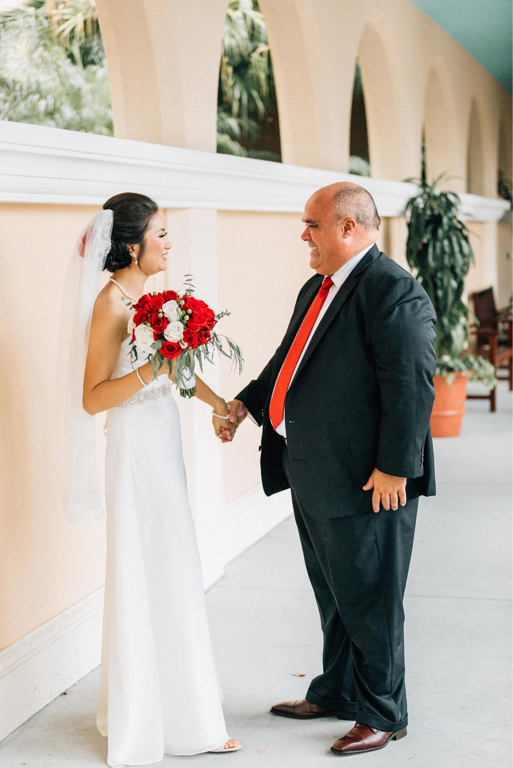 Lakehouse Lake Nona Wedding- Modern Colorful Red Multicultural- Susan + Manolo 55.jpg