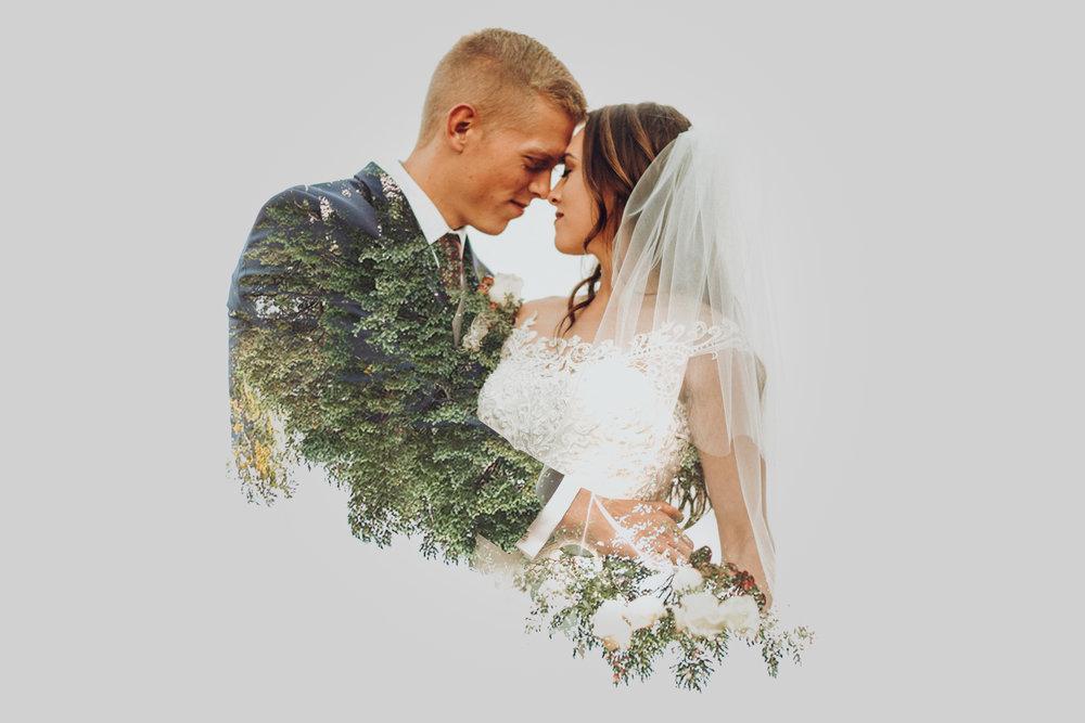 7. Bride + Groom -  Romantic Backyard Farm Wedding - Lauren+Daniel 017.jpg