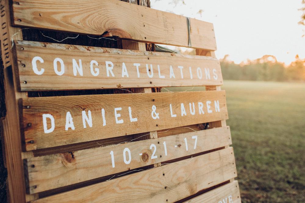 8. Reception -  Romantic Backyard Farm Wedding - Lauren+Daniel 002.jpg