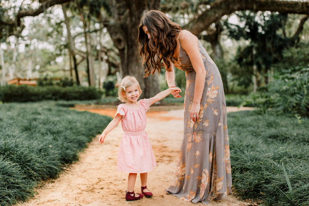 Boho Chic Family Lifestyle Photos at Washington Oaks Gardens State Park by ShainaDeCiryan.com 012.jpg