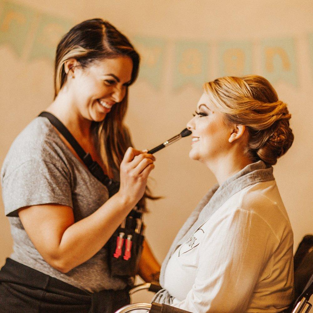 LeahMontesMakeup - Bridal Makeup & Hair