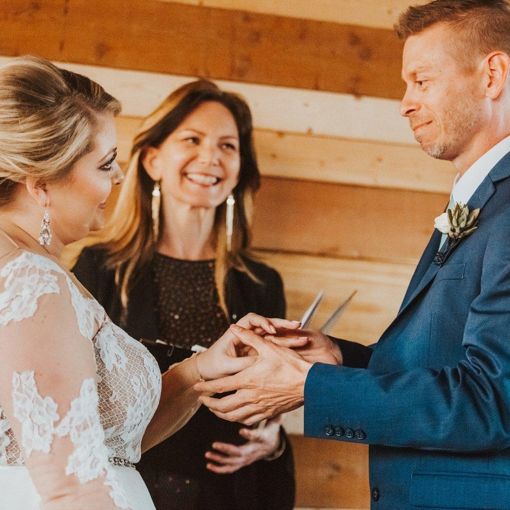 Freebird Ceremonies - Life storytelling vows by Jennie