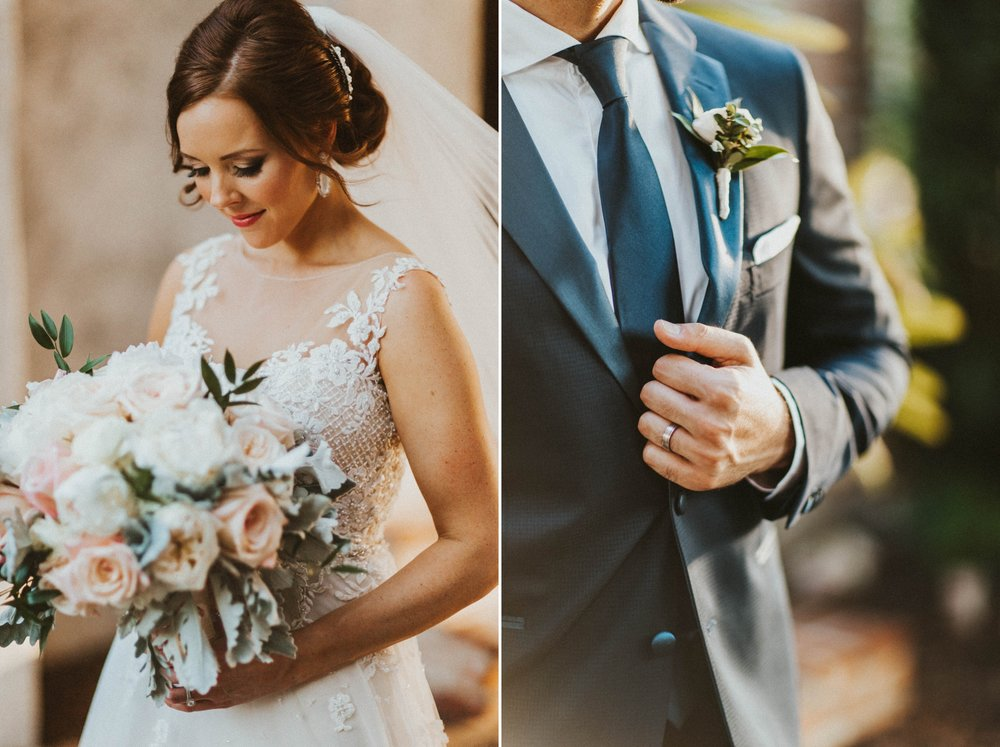 Casa Feliz Wedding photography - Romantic Blush Gold Spring Florals - Orlando Photographer Shaina DeCiryan 7.jpg
