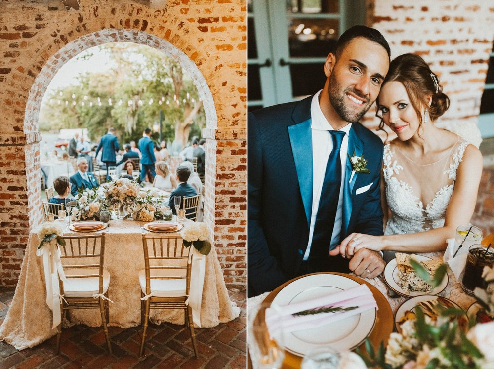 Casa Feliz Wedding photography - Romantic Blush Gold Spring Florals - Orlando Photographer Shaina DeCiryan 9.jpg