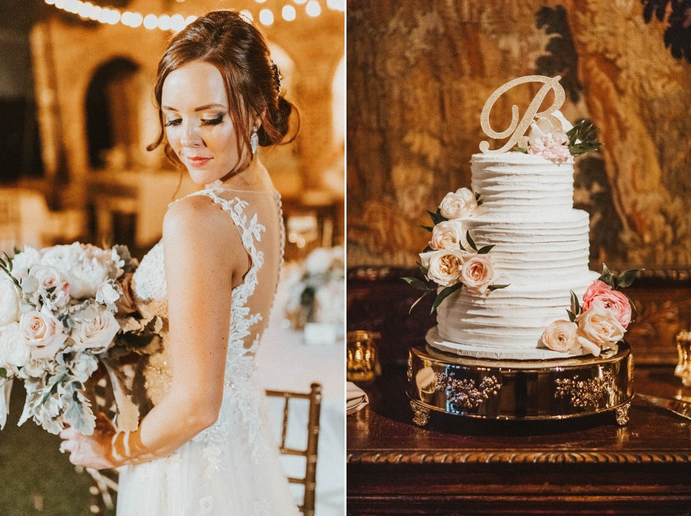 Casa Feliz Wedding photography - Romantic Blush Gold Spring Florals - Orlando Photographer Shaina DeCiryan 10.jpg