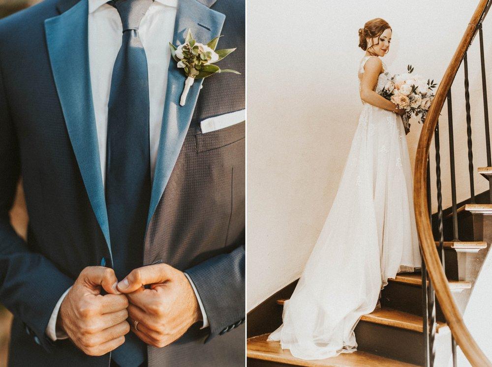 Casa Feliz Wedding photography - Romantic Blush Gold Spring Florals - Orlando Photographer Shaina DeCiryan 12.jpg