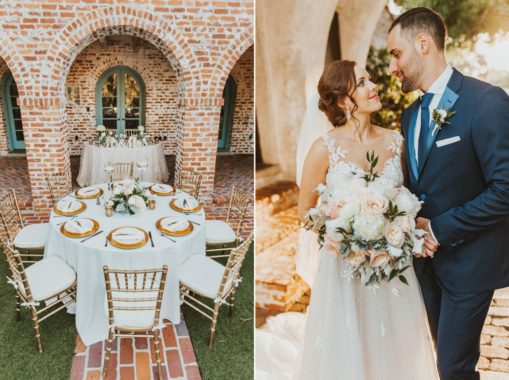 Casa Feliz Wedding photography - Romantic Blush Gold Spring Florals - Orlando Photographer Shaina DeCiryan 16.jpg