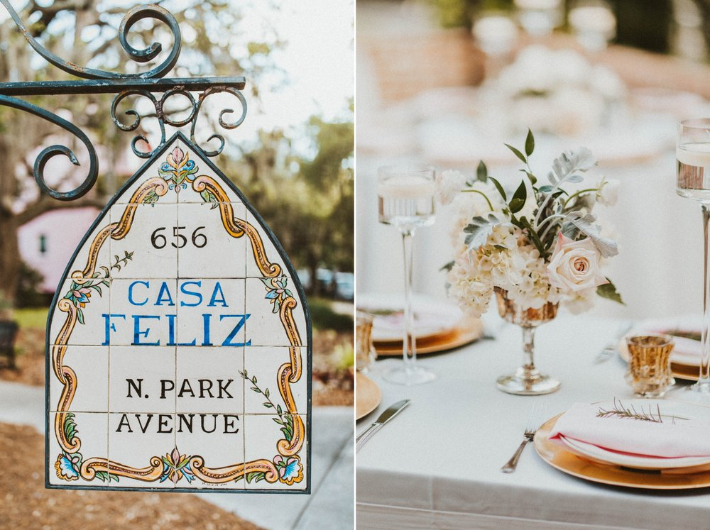 Casa Feliz Wedding photography - Romantic Blush Gold Spring Florals - Orlando Photographer Shaina DeCiryan 19.jpg