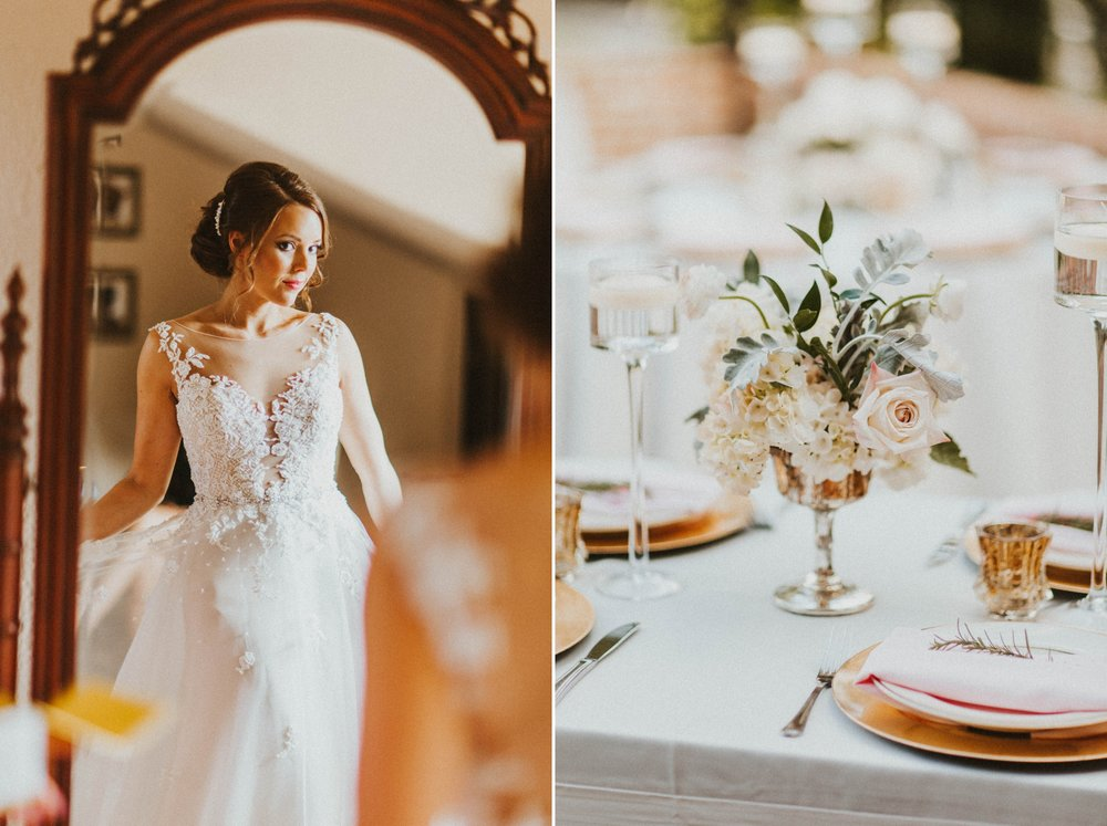Casa Feliz Wedding photography - Romantic Blush Gold Spring Florals - Orlando Photographer Shaina DeCiryan 21.jpg