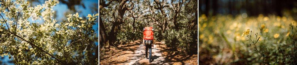 Cumberland Island adventure backpacking surprise proposal of Joshua and Shaina- Sofia Kaman Huckberry REI Prana national parks wedding- April 30 20192.jpg