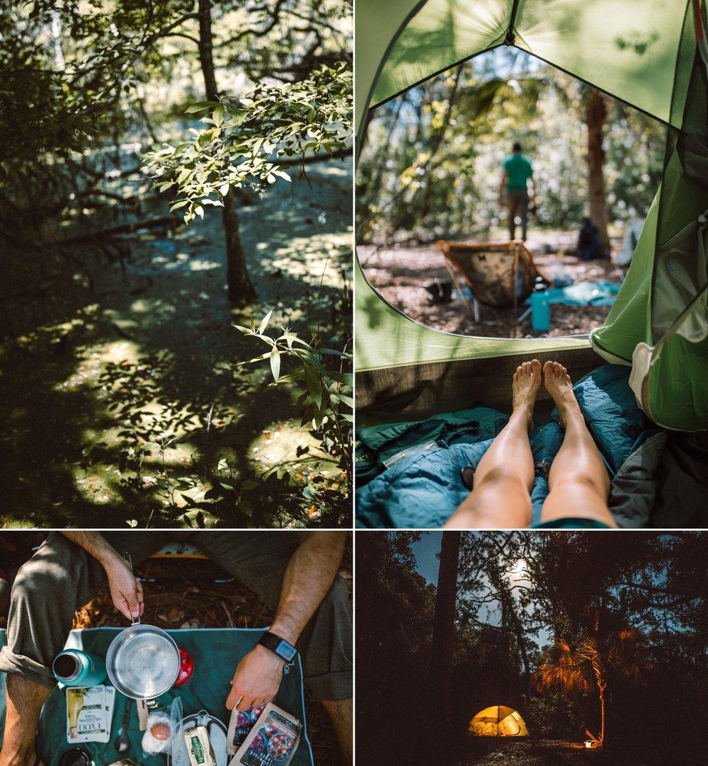 Cumberland Island adventure backpacking surprise proposal of Joshua and Shaina- Sofia Kaman Huckberry REI Prana national parks wedding- April 30 20193.jpg
