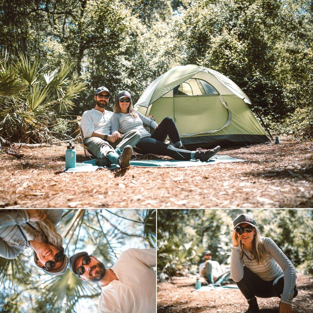 Cumberland Island adventure backpacking surprise proposal of Joshua and Shaina- Sofia Kaman Huckberry REI Prana national parks wedding- April 30 201925.jpg