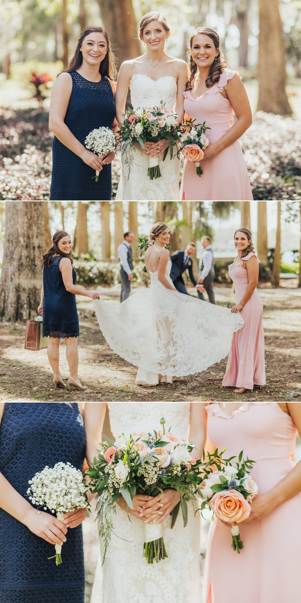 Winter Park farmers market wedding- bohemian chic floral wedding photography by Shaina DeCiryan9.jpg