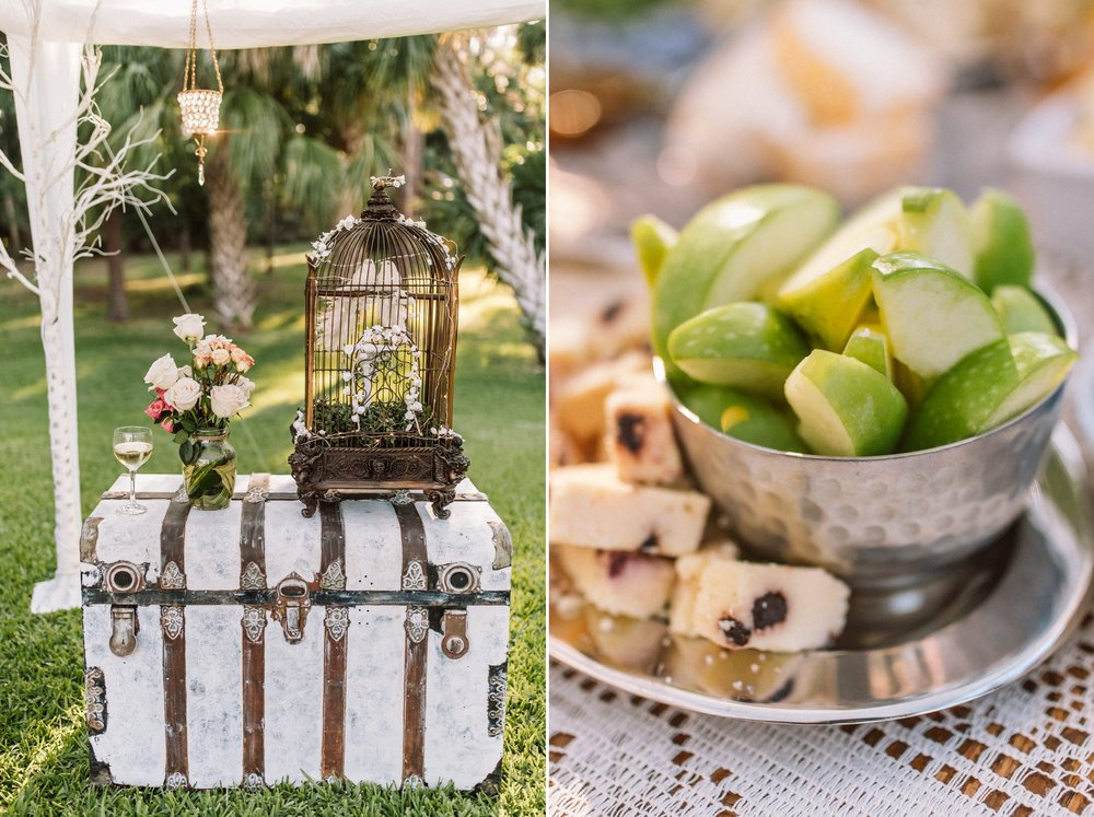 Vintage Chic Garden Party Wedding Decor- Backyard Melbourne Garden Wedding Photos of Jay + Stephanie9.jpg