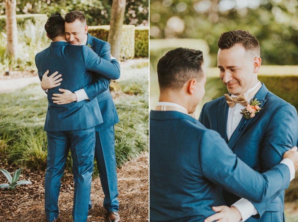 Navy & Copper Casa Feliz Wedding- Travel Inspired LGBT Groom + Groom Wedding- via ShainaDeCiryan.com14.jpg