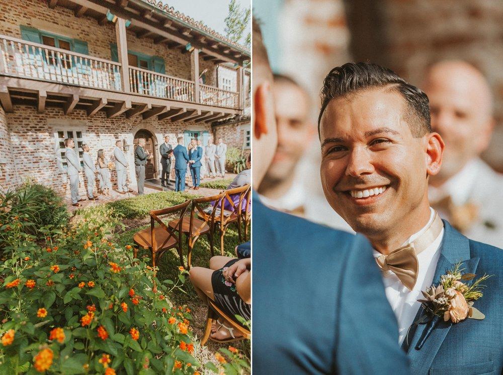 Navy & Copper Casa Feliz Wedding- Travel Inspired LGBT Groom + Groom Wedding- via ShainaDeCiryan.com16.jpg
